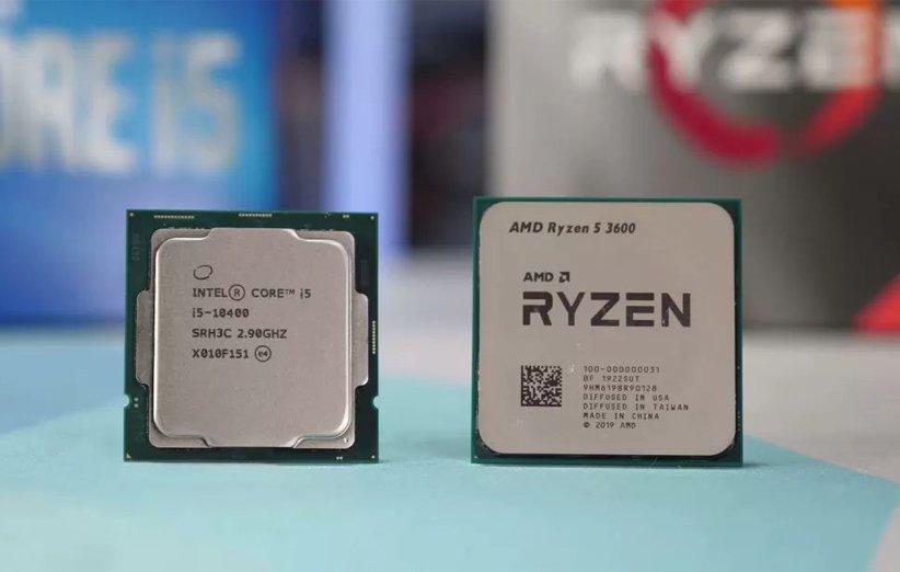 مقایسهی پردازندههای نسل 10 اینتل در بازی