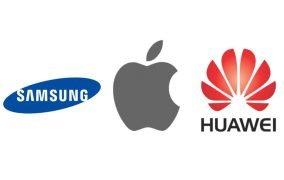 هواوی، سامسونگ و اپل؛ سه شرکت برتر در فروش گوشی در فصل دوم 2020