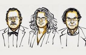 برندگان جایزه نوبل فیزیک 2020