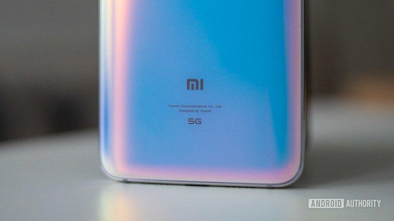 تصویری از بخش پشتی گوشی شیائومی Mi 10 Pro 5G