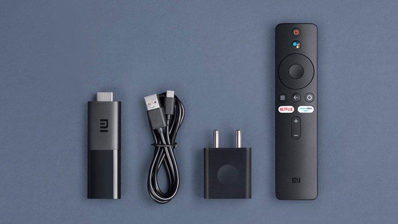 تصویری از شیائومی می TV Stick