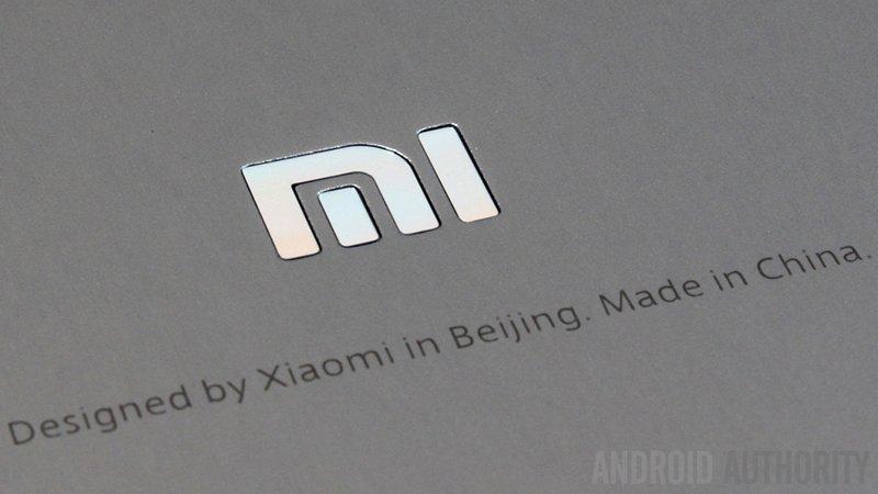 تصویری از لوگوی برند شیائومی در پشت تبلت Mi Pad 2