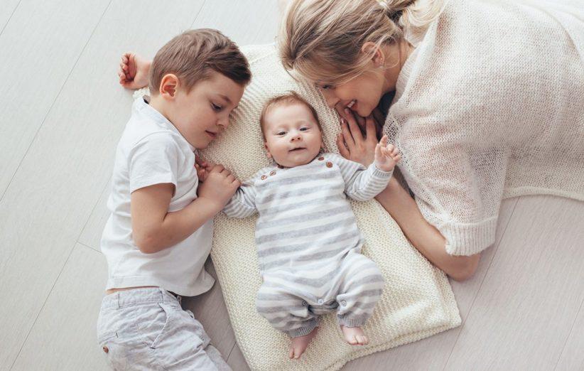 آماده کردن فرزند اول برای فرزند دوم