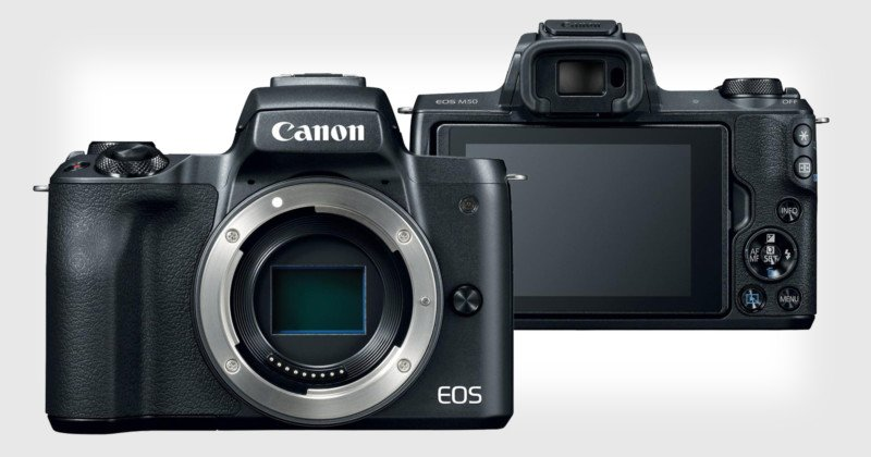 دوربین کانن EOS M50 Mark II