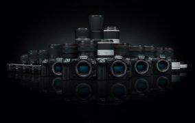 دوربینهای بدون آینه سری R کانن به همراه لنزها
