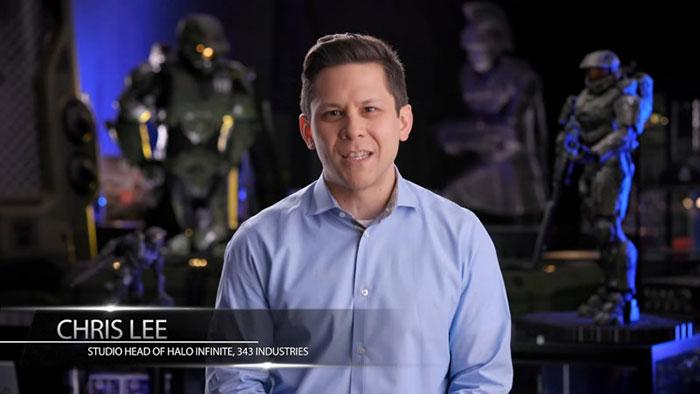 کارگردان بازی Halo Infinite