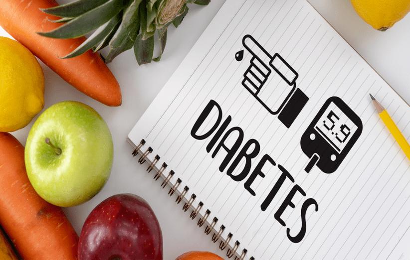 رژیم غدایی دیابت نوع 2