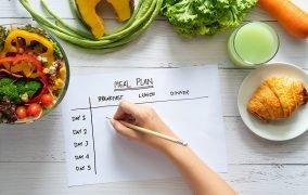 بهترین رژيمهای غذایی برای کاهش وزن