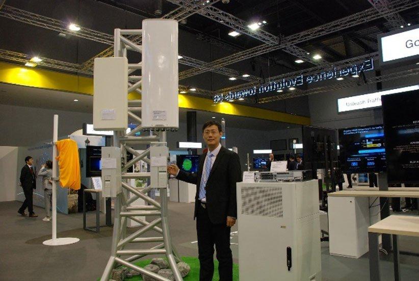 تجهیزات 5G هواوی