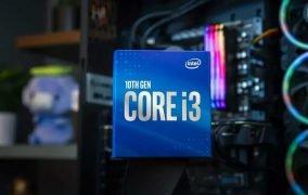 پردازنده اینتل Core i3-10100F