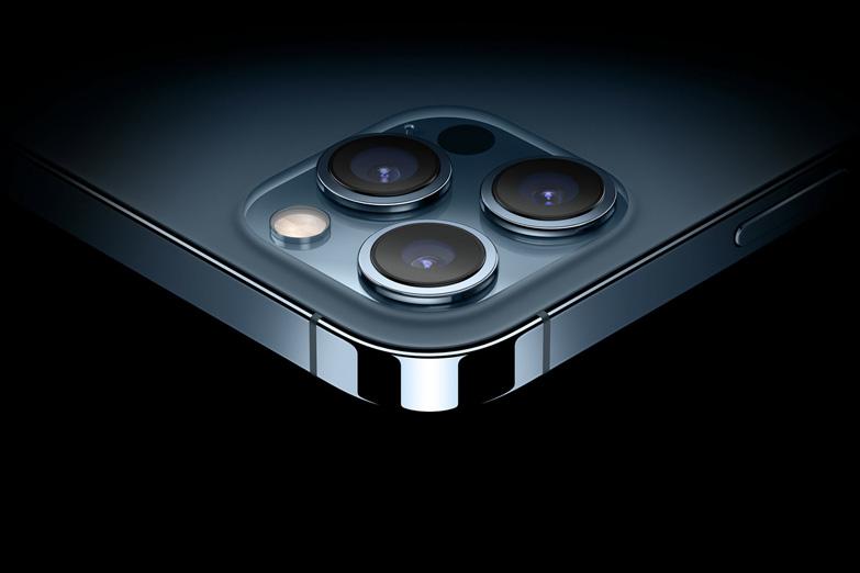 دوربین آیفون 12 پرو