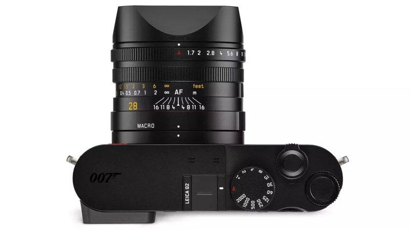 نسخه جمیز باند دوربین لایکا Q2