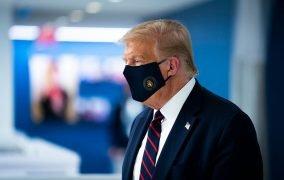ابتلای ترامپ به کووید 19