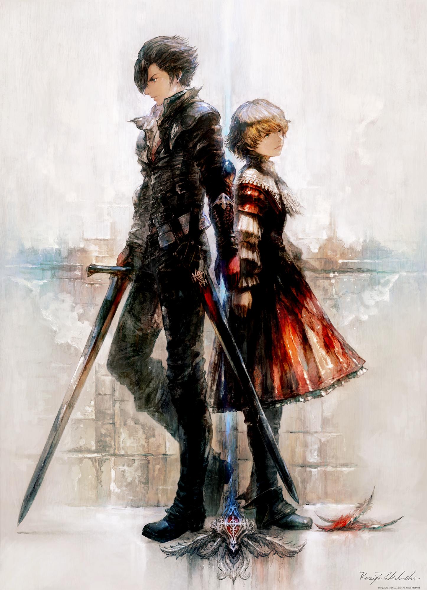 شخصیتهای بازی Final Fantasy XVI