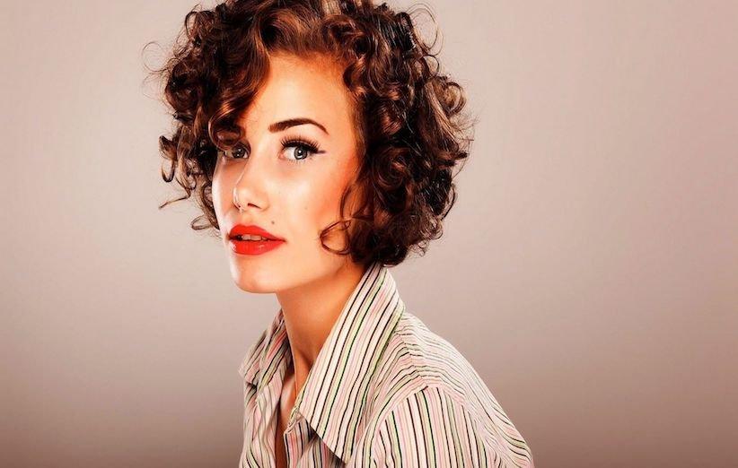 مدل موی مناسب برای موی فر
