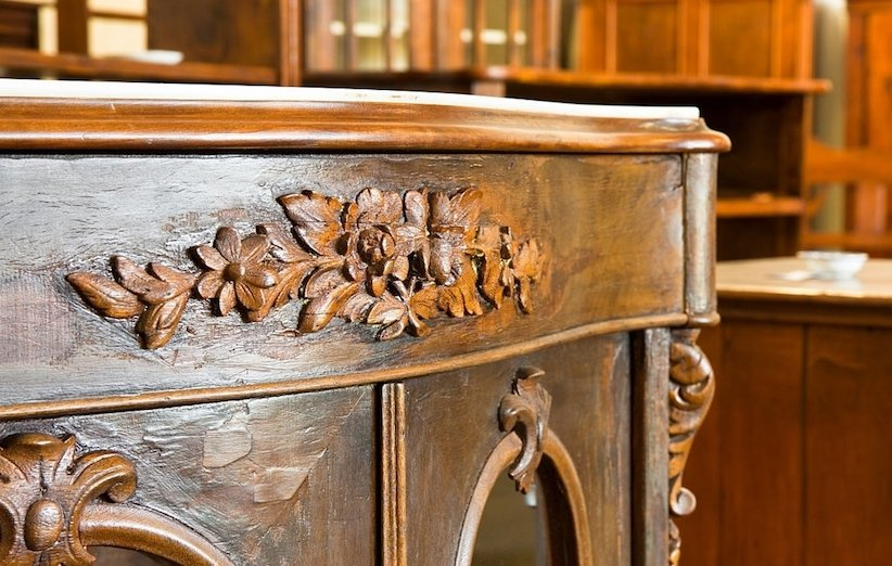 مبلمان چوبی - مبلمان صیقلی