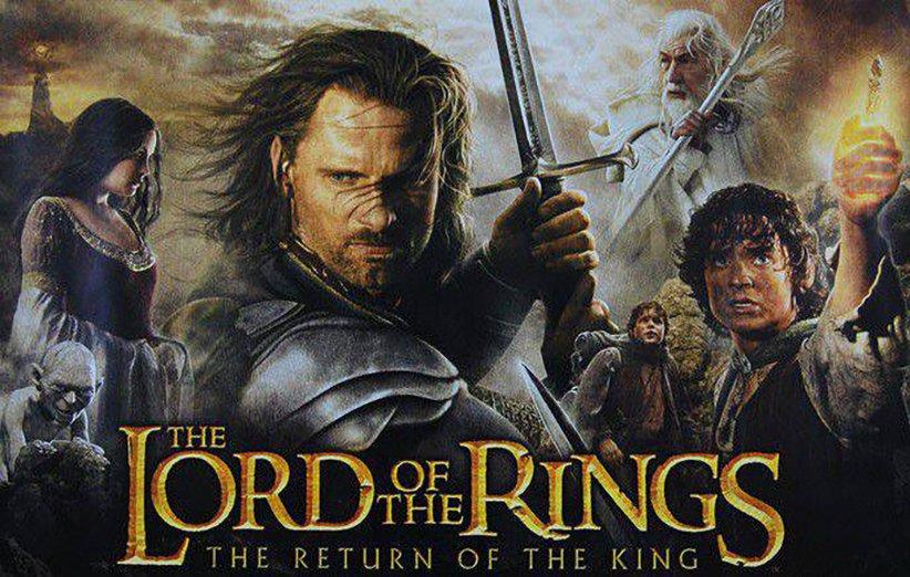 فیلم ارباب حلقهها، قسمت سوم: بازگشت پادشاه