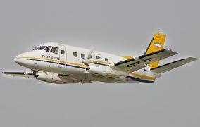 هواپیمای امبرائر EMB-110P1A پویا ایر از انواع مناسب برای استفاده در خطوط تاکسی هوایی