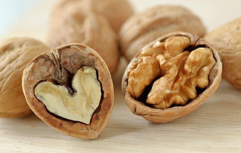 گردو مفید در رژیم غذایی برای آرتروز