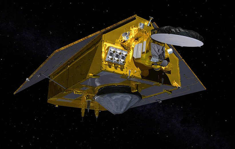 طرح گرافیکی ماهوارهی سنتینل-6 مایکل فریلیچ