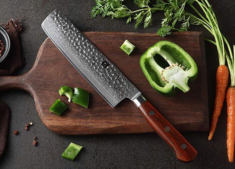 چاقوی ناکیری بوچو یکی از انواع چاقوهای آشپزخانه است