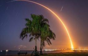 پرتاب ماهوارهی GPS-III-SV04 توسط اسپیسایکس