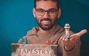 بازی فکری Tapestry