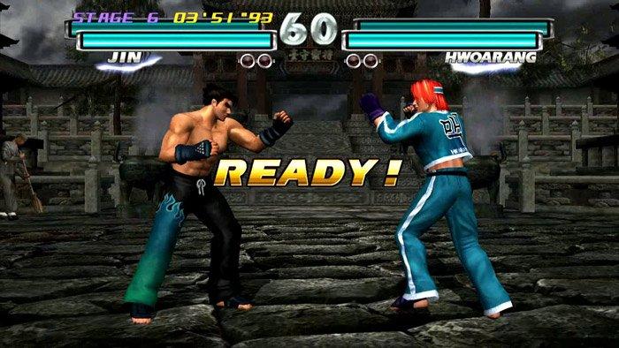 بازی Tekken Tag Tournament