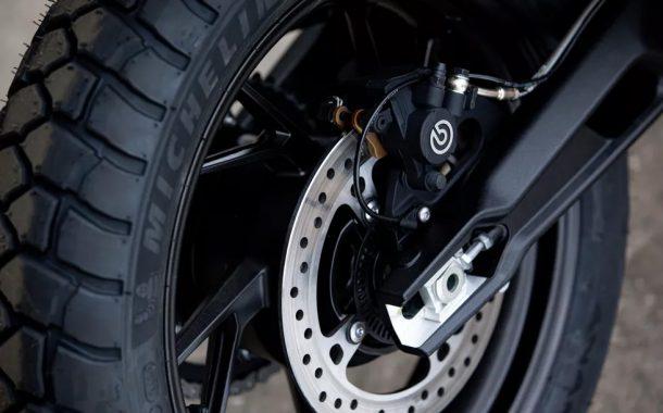 موتورسیکلت تریومف تایگر 850