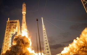 پرتاب موشک اطلس 5 ائتلاف پرتاب و راهندازی (ULA)
