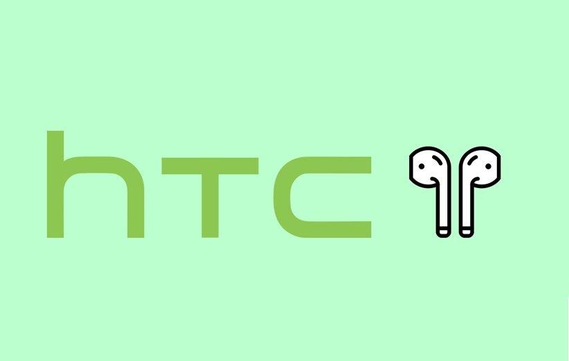 هدفون جدید HTC TWS1