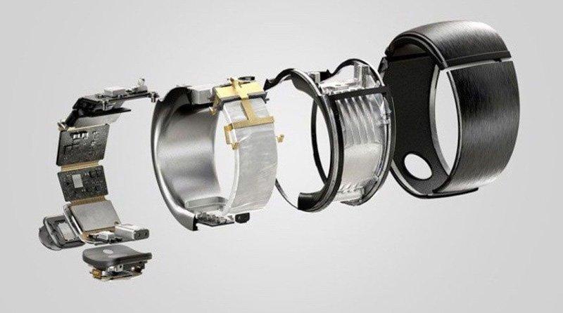 اجزای داخلی حلقه اپل