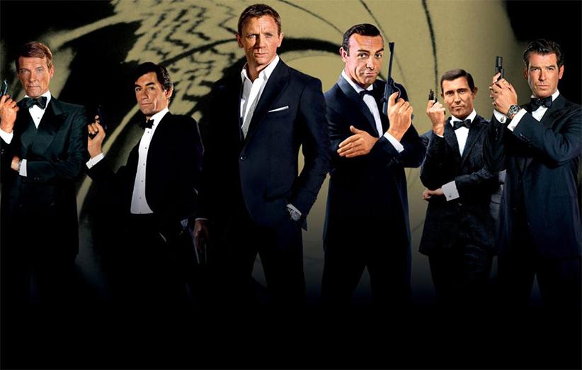 بهترین فیلمهای جیمز باند