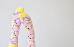 جورابهای رنگی