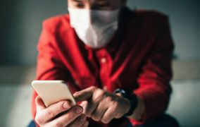 تشخیص بیماری کووید 19 با تلفن همراه