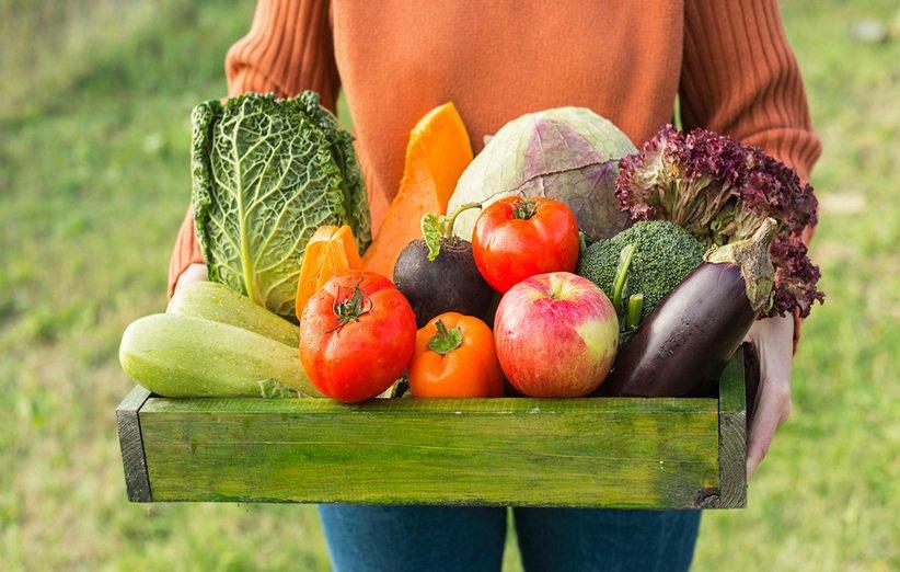 برای پاکسازی ریه رژیم غذایی خود را تغییر دهید