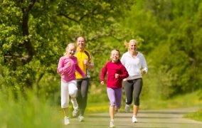 20 روش سرگرمکننده برای 30 دقیقه فعالیت بدنی روزانه
