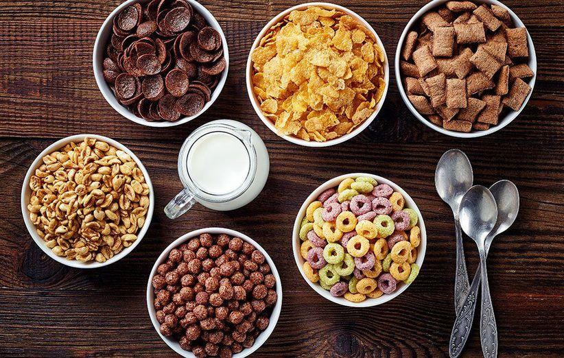 غلات صبحانهی شیرین شده مضر در رژیم غذایی برای دیابتیها