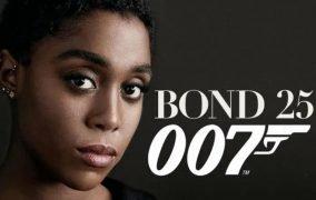 لاشانا لینچ اولین مامور 007 زن