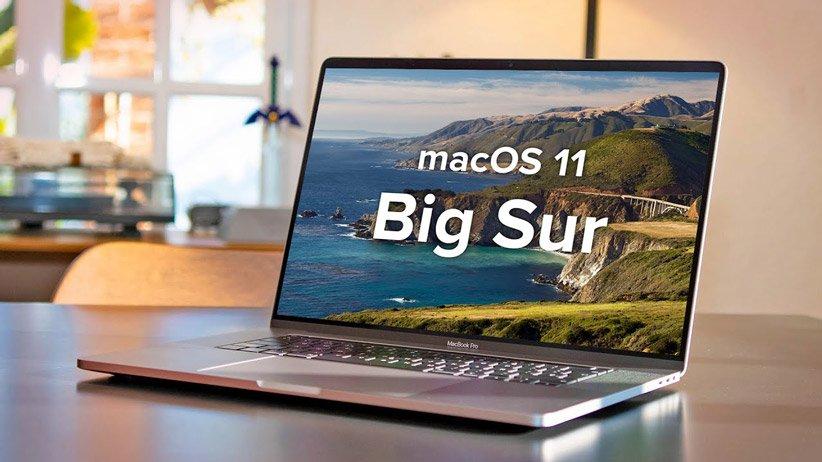 آپدیت macOS