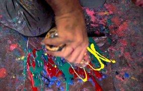 کارگاه نقاشی یزد