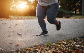 دویدن برای افراد چاق