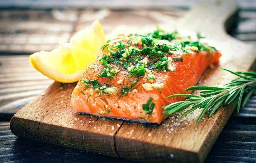 ماهیهای چرب مفید در رژیم غذایی برای آرتروز