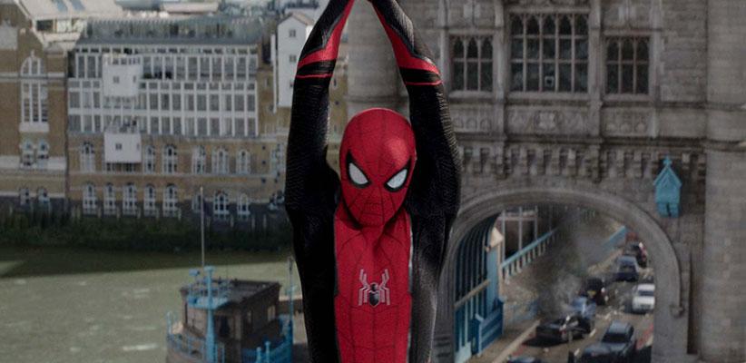 مرد عنکبوتی