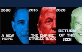 شوخی مارک همیل با 3 رئیس جمهور آمریکا