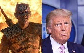 شاه شب و ترامپ