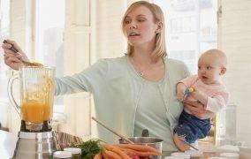 همه چیز دربارهی غذای خانگی کودک (همراه با چند دستور تهیهی مخصوص)