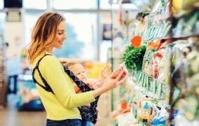 ۲۵ ماده غذایی مفید و مضر برای مادر و کودک