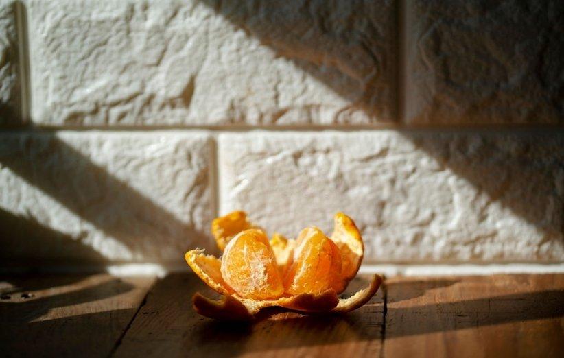 پوست نارنگی - ترکیبات