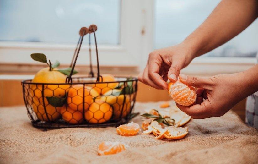 پوست نارنگی - تاثیرات